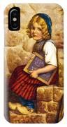 Gretel Brothers Grimm IPhone Case