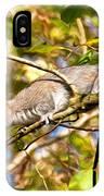 Grey Squirrel - Impressions IPhone Case