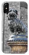 Greyfriars Bobby IPhone Case