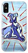 Greyhound IPhone Case