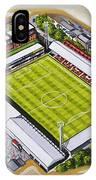 Griffin Park - Brentford Fc IPhone Case