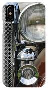 Grill And Headlight IPhone Case