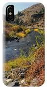 1012a Grimes Creek Boise Id IPhone Case