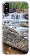 Gristmill At The Creek IPhone Case