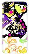 Grizzled Vet IPhone Case