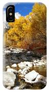 Grizzly Creek Canyon IPhone Case