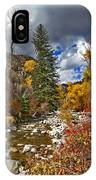 Grizzly Creek Vertical IPhone Case