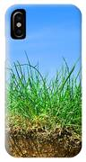 Ground And Grass IPhone Case