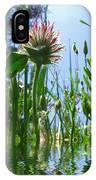 Ground Level Flora IPhone Case
