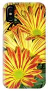 Grouping Of Gerbera IPhone Case