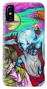 Growing Evils IPhone Case