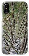 Growing Pine IPhone Case