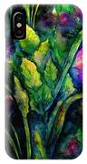 Growing Together In Love IPhone Case