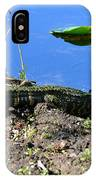 Growing Up In Florida IPhone Case