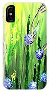 Growing Wild 2 IPhone Case