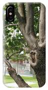 Growth On The Survivor Tree IPhone Case