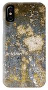 Grungy Cement Wall IPhone Case