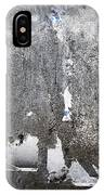 Grungy Concrete Wall IPhone Case
