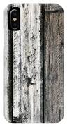 Grungy Old Wood Background IPhone Case