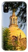 The Grand Cathedral Of Guadalajara, Mexico - By Travel Photographer David Perry Lawrence IPhone Case