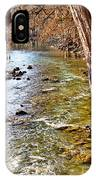 Guadalupe River View IPhone Case