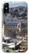 Guanajuato Skyline Mexico IPhone Case