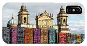 Guatemala City Cathedral IPhone X Case