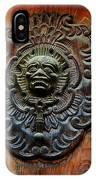 Guatemala Door Decor 1 IPhone Case