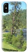 Guest Ranch IPhone Case