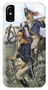 Guilford Courthouse, 1781 IPhone Case