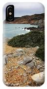 Guincho Cliffs IPhone Case