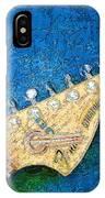 Guitar Head IPhone Case