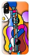Guitar Love IPhone Case