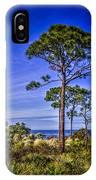 Gulf Pines IPhone Case
