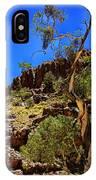 Gum Tree At Ellery Creek V2 IPhone Case