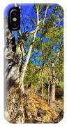 Gum Tree Ridge IPhone Case