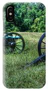 Guns Of Vicksburg IPhone Case