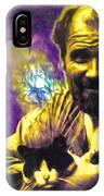 Gustav Klimts World IPhone Case