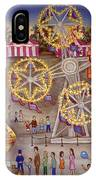 Gyro At The Carnival IPhone Case