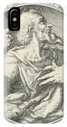 H James The Less, Zacharias Dolendo, Jacob De Gheyn II IPhone Case