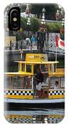 H20 Taxi IPhone Case