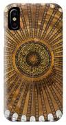 Hagia Sofia Ceiling IPhone Case