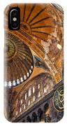 Hagia Sofia Interior 01 IPhone Case