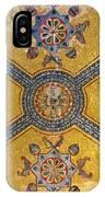 Hagia Sofia Interior 03 IPhone Case