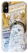 Hagia Sofia Interior 09 IPhone Case