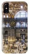 Hagia Sofia Interior 42 IPhone Case