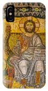 Hagia Sofia Mosaic 04 IPhone Case