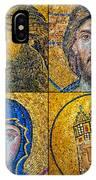 Hagia Sofia Mosaics IPhone Case
