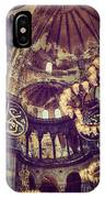 Hagia Sophia Lighting IPhone Case