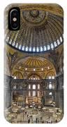 Hagia Sophia Museum In Istanbul Turkey IPhone Case